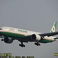 Boeing 777-300ER BR B-16712 @TPE
