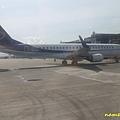 B-16821,後面是JA610J