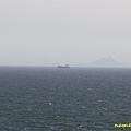 據點外的海、貨輪、福州?