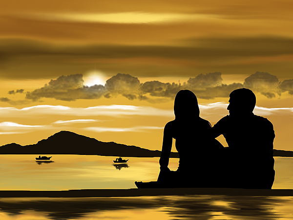 sunset couple01.png