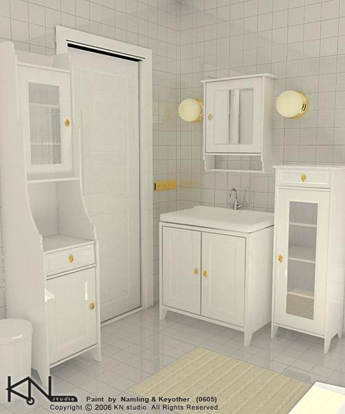 浴室-未完成
