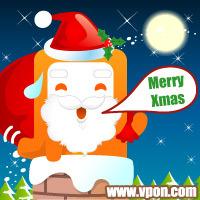 MSN大頭│聖誕PON寶02