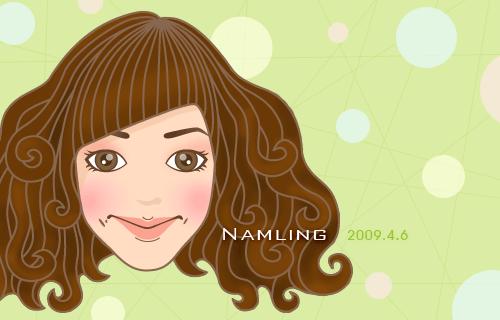2009髮型