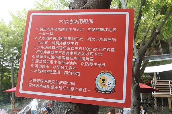 台南寵物游泳池 森 • 呼吸 Jorona Park  (23).jpg