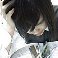 學習..好煩耶.