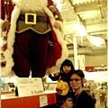 costco的聖誕老公公