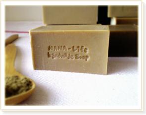 艾草芙蓉皂