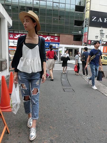 日本穿搭 day11
