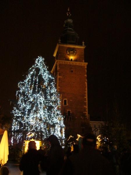 Krakow廣場中心