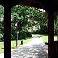 長廊與小花園