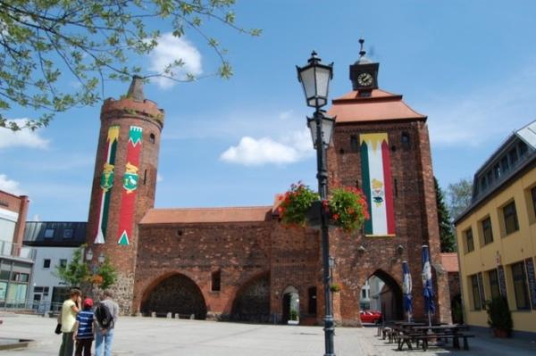 Bernau某城門
