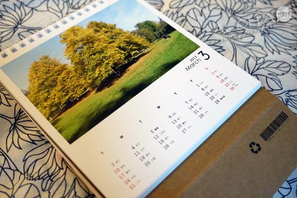 點點印 桌曆 - 13