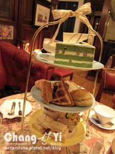 三層英式下午茶