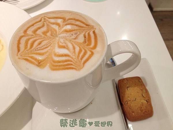 焦糖瑪其朵@ Dazzling Cafe Mint