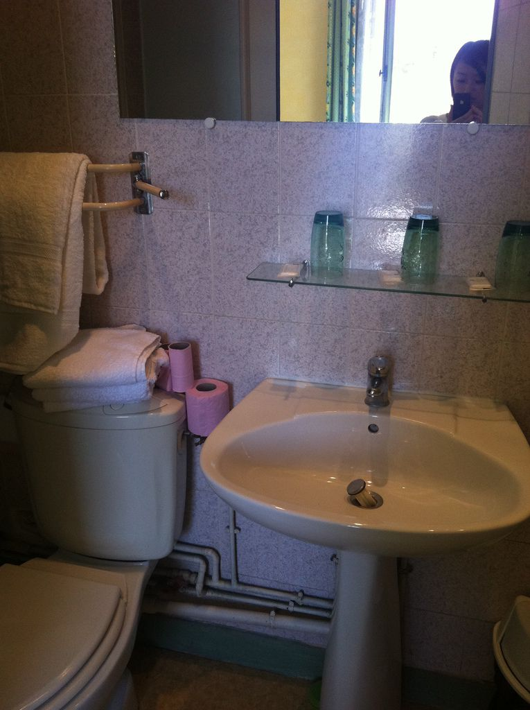 有自己的廁所耶 @ Cannes 坎城 France