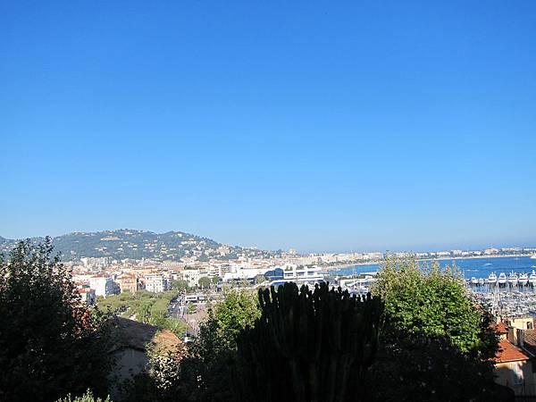 好美的景色 @ Cannes 坎城 France