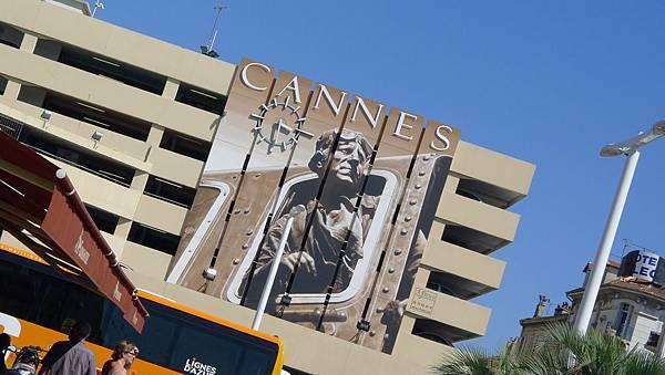 火車站出來 @ Cannes 坎城 France