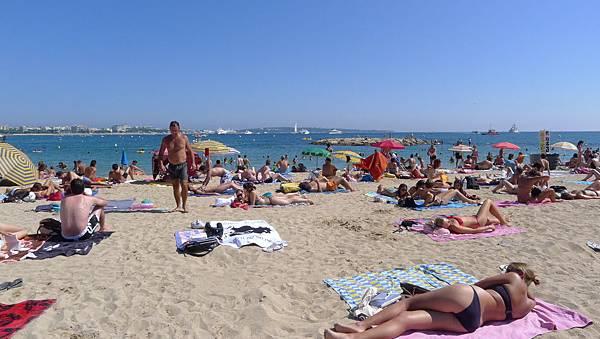 會有上空女郎的海灘 @ Cannes 坎城 France