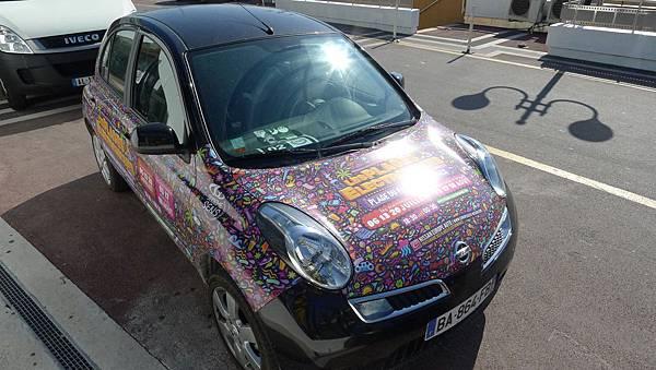好炫的車 @ Cannes 坎城 France