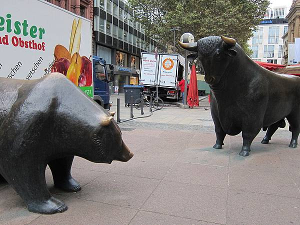 bull and bear's square