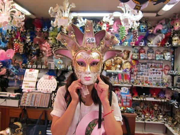 25歐的面具 @威尼斯 Venice  Vanezia