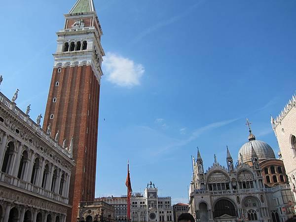 聖馬可大教堂 鐘樓