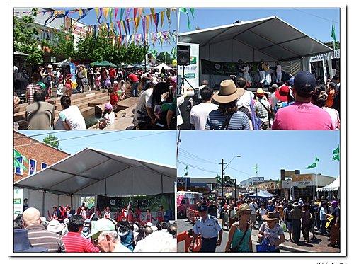 雪梨Eastwood 綠蘋果節 granny smith festival