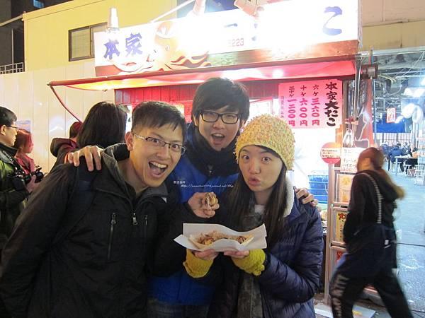 道頓堀金蘭、章魚燒、大阪燒_13