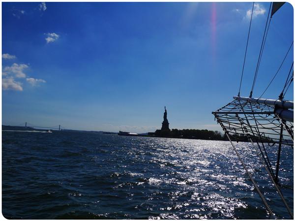 坐船看自由女神19