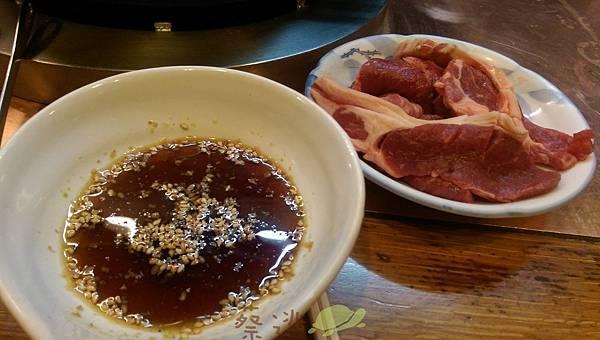 日本北海道成吉思汗羊肉鍋Daruma7.jpg