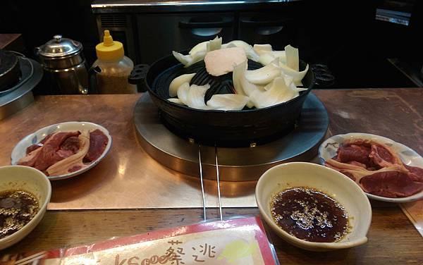 日本北海道成吉思汗羊肉鍋Daruma5.jpg