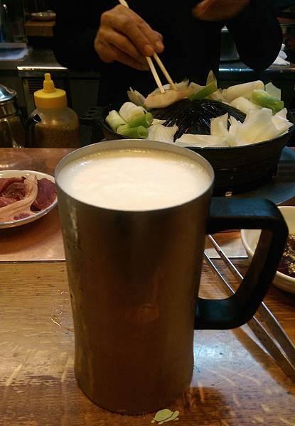 日本北海道成吉思汗羊肉鍋Daruma10.jpg