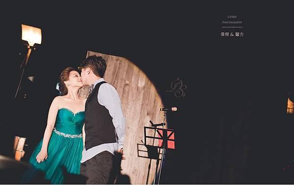 -婚禮紀錄-偉傑&馨方 l 高雄國賓大飯店池畔婚禮 @ 克里斯攝影 痞客邦 PIXNET - Google Chrome_2015-03-18_22-21-44