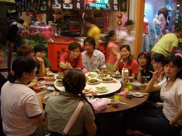 一桌滿滿的菜~~~