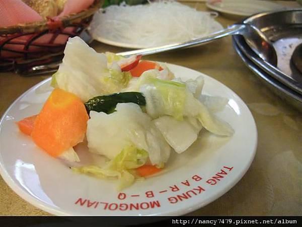 小菜-台式泡菜