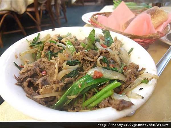 蒙古烤肉-豬雞牛綜合