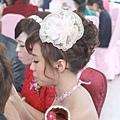 結婚.美人魚編髮.可愛新娘髮型.新秘:萳西