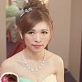 日系包頭.新娘造型.新秘.萳西