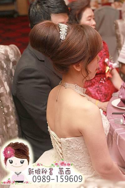 經典盤髮.包頭.新娘造型.新秘.萳西