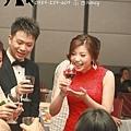訂婚.造型.韓式低馬尾.新秘.萳西