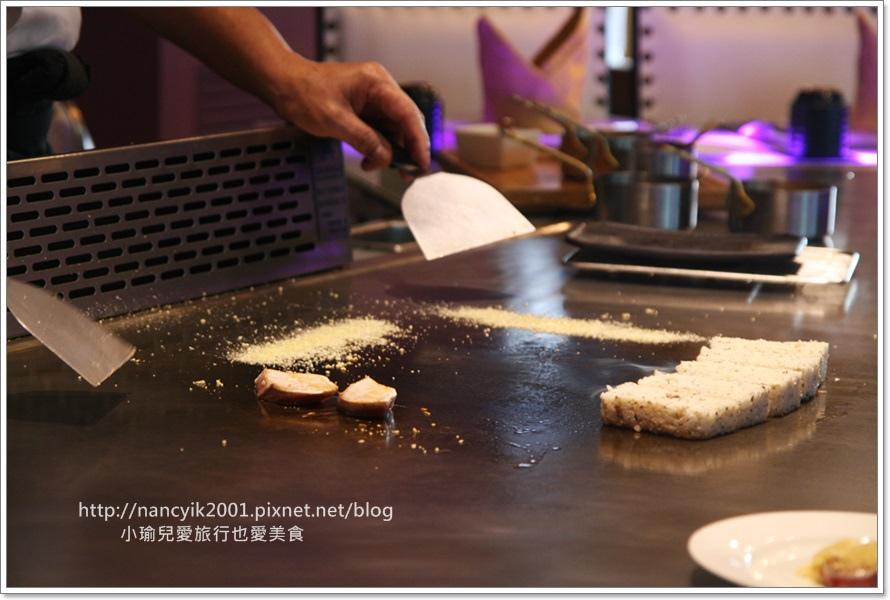 20151205晶饌鐵板燒