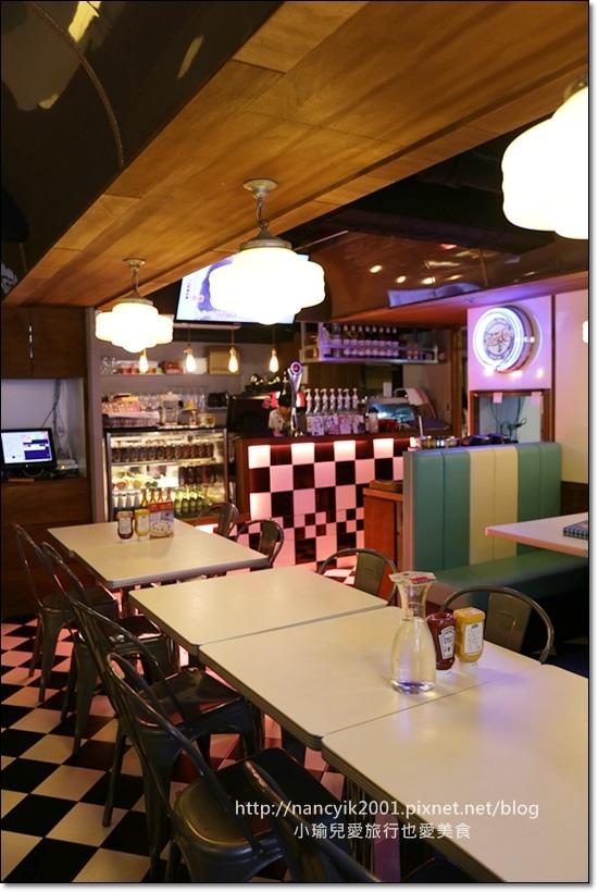 20160103潮流美式餐廳