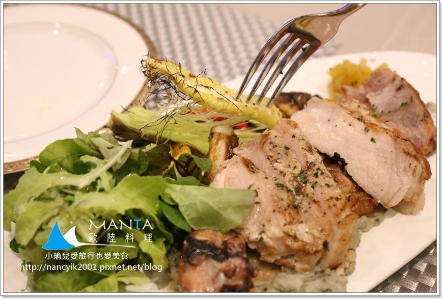 MANTA歐陸料理18