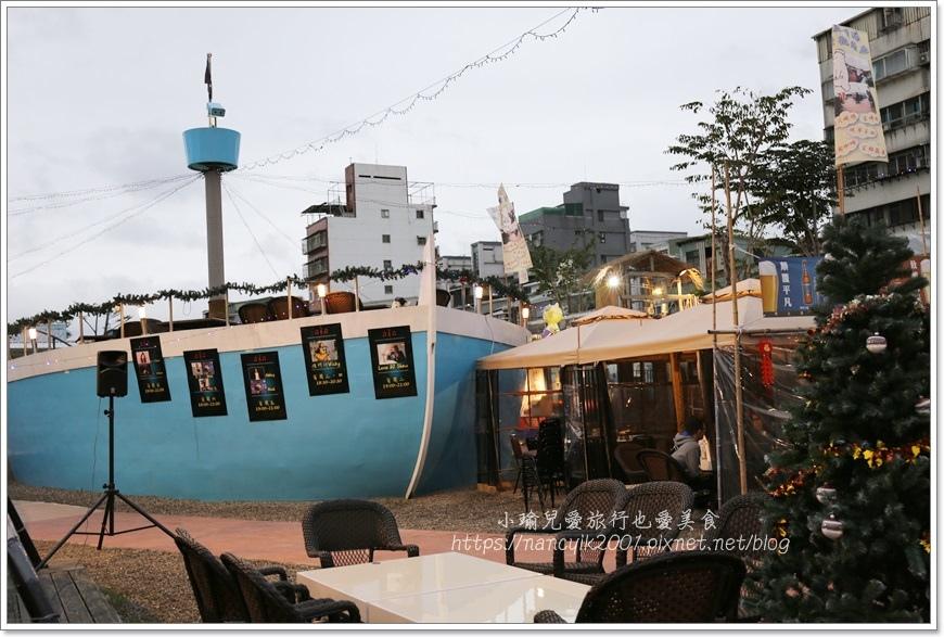 三重港景觀餐廳19