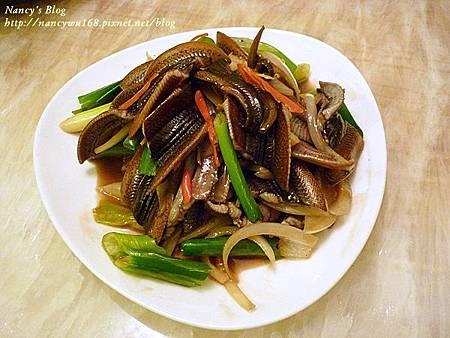 炒鱔魚-1