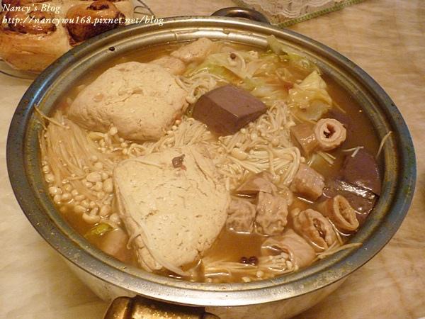 麻辣臭豆腐鍋