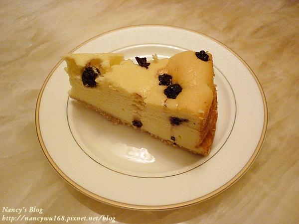 藍莓乳酪蛋糕