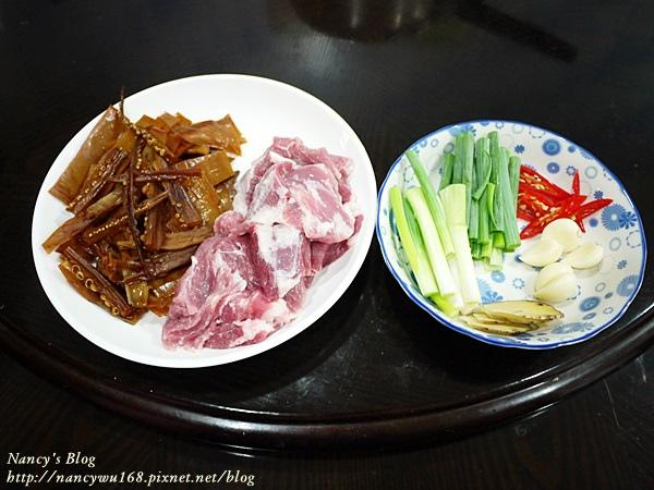 魷魚燉肉-食材-2