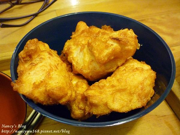 50元拉麵-炸雞