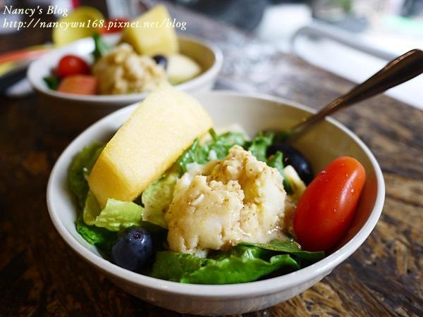 Ka麵-前菜沙拉
